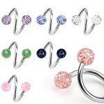 PiercedOff-Multipack-of-7-Twist-Ring-with-Super-Glitter-Balls-16GA-12mm-B01BRT90YO